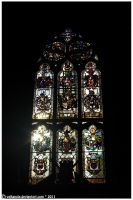 Stained Glass by ValkAngie