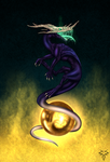 Monster Design Contest - Progenitor of Creatures by Shemei777