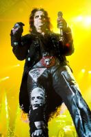 Alice Cooper by burntcitizen
