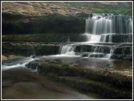 The waterfall III by jmorante77