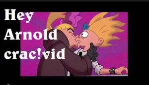 Hey Arnold! crack!vid by BloodyBlow