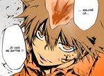 Tsuna want to fight by Potalas
