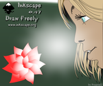 Inkscape 0.47 Screen Contest 2 by poupoul2