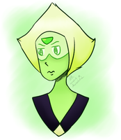 Peridot aka The Dorkrito by annalrk