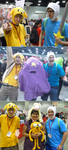 ADVENTURE TIME: Anime Expo by nishi
