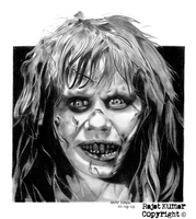 The Exorcist... by rajat-2good4u