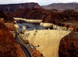 Hoover Dam 03 by abelamario