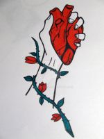 Heart in Hand by mar-design