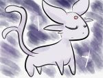 Espeon by Cross-Flame