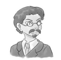 Leon Trotsky by Caffinated-Pinecone
