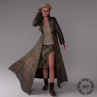 Eponine by 3dLux