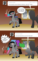 MLP OC Ask Valier the pegasus Don't distract him by The-Clockwork-Crow
