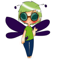 Dragonfly Adopt for BlueHecate by PandaAdopts