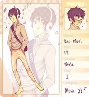 OneHigh App_Keo Mori by prince-buggy