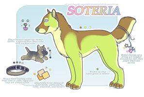 Soteria Reference 2012 by sotee