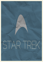 Star Trek Movie Poster by jxtutorials