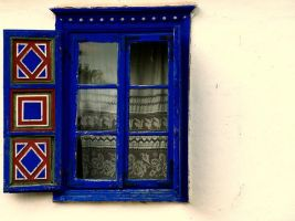 Antique Blue by Alexandru1988