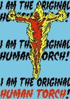 Human Torch by blindfaith311