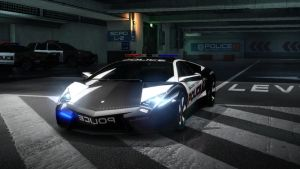 revention police. NFS by daz1200