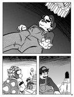 The Candle: A Bowser/Peach Doujin: [Page 11] by KichiMiangra