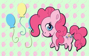 Chibi Pinkie Pie WP by AliceHumanSacrifice0