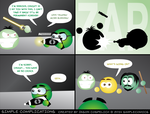 SC965 - Can't Be Undone by simpleCOMICS