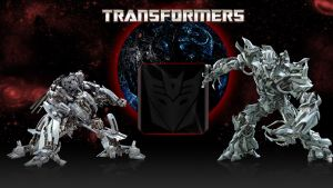 Transformers Logon + changer by W1CK3DMATT