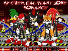 My Chemical Plant Zone Romance by Cacti