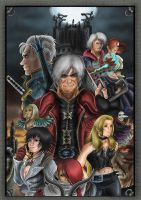 Devil May Cry saga by Pepowned