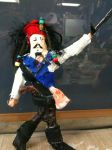 captain Jack Sparrow figure by thearist2013
