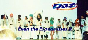 The Espada uses Daz by GD-Lolli