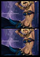 Commision : Lostaris by JinkiMania