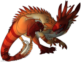 Happy Bday Shinerai by Japandragon