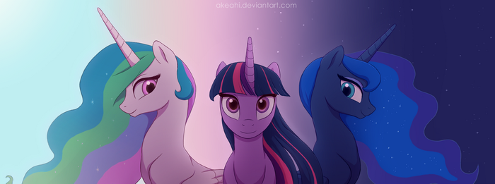 The Twilight by Akeahi