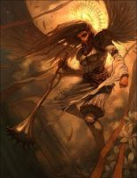 angel by tahra