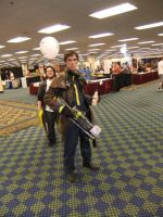 Comiccon Fallout cosplay by pshbling