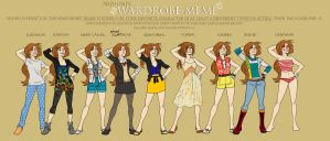 My fashionable alter ego by french-teapot