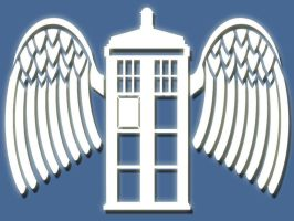 The Phone Box Is An Angel by Carthoris