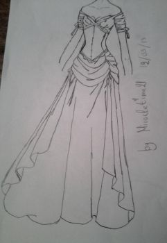 Dress :) by Miracletime21