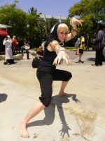 Medusa Cosplay AX 2011 Soul Eater by chibireaper