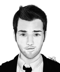 Nathan Kress by JohnPaulPS