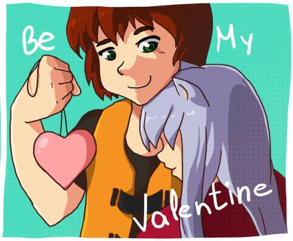 Valentine's day qts by nin--chan