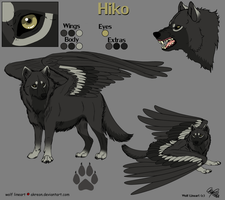 Hiko Ref by Jenny2-point-0