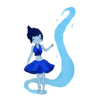 The Water Gem by fangirling-is-my-job