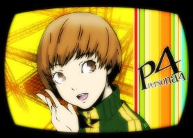 Chie Satonaka by the-Rov