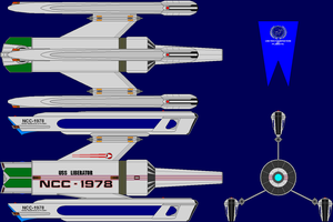 USS Liberator Multi-View by captshade