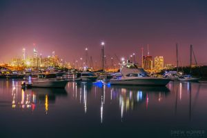 Tranquil Gold Coast by DrewHopper