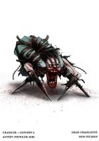 Crawler - concept 2 by AustenMengler