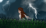 lost in the storm by peaceluvdolphinz