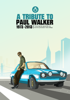 A tribute to Paul Walker by adhytcadelic